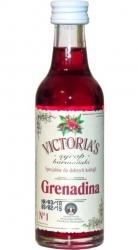 Sirup Grenadina 50ml sada drink miniatura
