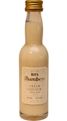 Cream Liqueur Rum 15% 40ml miniatura