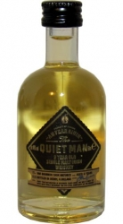 Whiskey Quiet Man 8 Years 40% 50ml miniatura