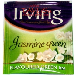 čaj přebal Irving Jasmine green