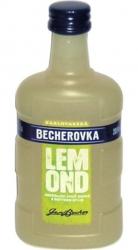 Becherovka Lemond 20% 50ml Sada-4 Jan B. miniatura