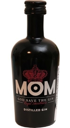 Gin MOM 39,5% 50ml miniatura
