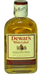 whisky Dewars 40% 0,2l White Label placatice