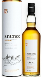 Whisky anCnoc 12 Years 40% 0,7l Tuba