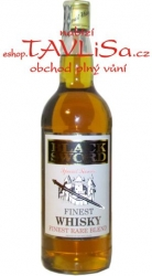 Whisky Black Sword 40% 1l Holland