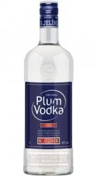 vodka Plum 40% 1l Rudolf Jelínek