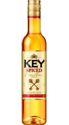 Rum KEY Rum Spiced Gold 35% 0,5l