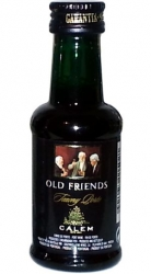 víno Portské Old Friends Tawny 50ml PET sada6 ses1