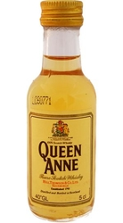 Whisky Queen Anne 40% 50ml miniatura