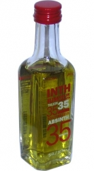 Absinth 35 Thujon 35mg/kg 70% 50ml miniatura