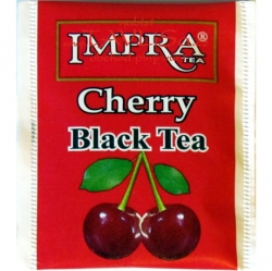 čaj přebal Impra-Tea Cherry Black Tea