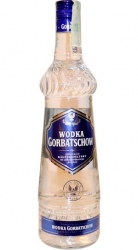 Vodka Gorbatschow Clear 37,5% 0,7l