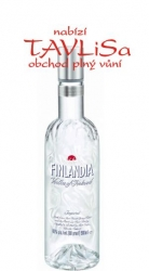 vodka Finlandia Clear 40% 0,5l