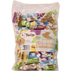 Karamely Mix Krowka 1kg/88ks Pytlík Fudge