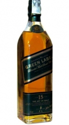 Johnnie Walker Green 15y 43% 0,2l sada collection