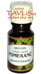 vonný olej Pomeranč 10ml Aromis