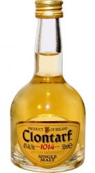 Whisky Clontarf Single Malt 40% 50ml S2 miniatura
