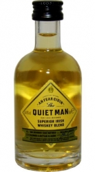 Whiskey Quiet Man Blend 40% 50ml miniatura
