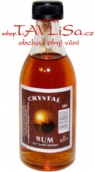 Rum Zsindelyes 37,5% 50ml Crystal miniatura