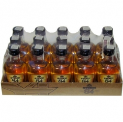 Brandy Stock 84 VSOP 38% 50ml x15 miniatura