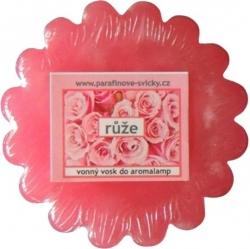 Vonný vosk Růže 22g aromalampa Rentex