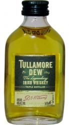 whisky Tullamore Dew 40% 50ml obr2 miniatura