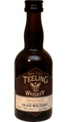 Whiskey Teeling Single Malt 46% 50ml miniatury