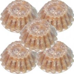 Vonný vosk Káva 5ks Palmový Aromis