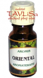 vonný olej Oriental 10ml Aromis
