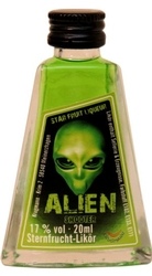 Alien Star Fruit 17% 20ml Krugmann miniatura
