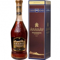 Brandy ARARAT 10 Years 40% 0,7l Box