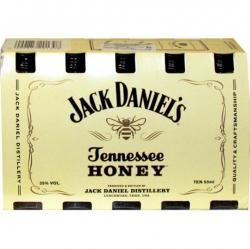 whisky Jack Daniels Honey 35% 50ml x10ks miniatura