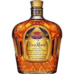 Whisky Crown Royal 40% 0,7l