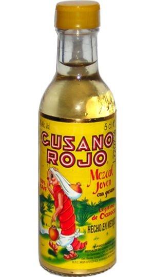 vintage gusano rojo 1000 ml